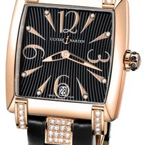 Ulysse Nardin Caprice Rose Gold Stingray Diamond 136-91c/06-02