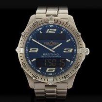 Breitling Aerospace Titanium Gents E65062 - W3646