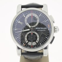 Montblanc Meisterstuck Star Chrono Date BlackDial (BOX2014) MINT