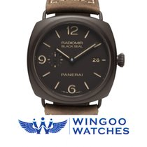 Panerai RADIOMIR COMPOSITE BLACK SEAL 3 DAYS AUTOMATIC Ref....