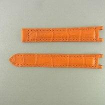 Cartier Lady Krokoleder Armband Orange 15.5/14 Mm Alligator...