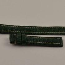 Breitling Kroko Leder Armband 16mm  16-14 Für Dornschliesse Neu