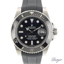 Rolex Submariner Date Black Cerachrom Rubber