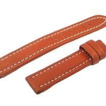 Breitling Band 15mm Brown Calf Strap Correa Ib15-11
