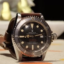 勞力士 (Rolex) Sea-Dweller  red dsr mark 3