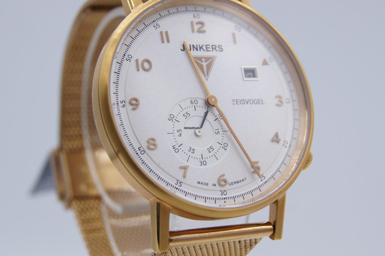 Junkers Eisvogel Quarz eladó 66 103 Ft Seller státuszú eladótól a  Chrono24-en c3e0fa3db0