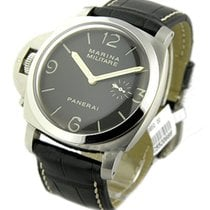 Panerai PAM00217 1950 Destro PAM 217 Left Handed in Steel -...