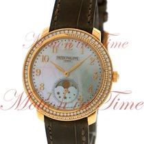 Patek Philippe Ladies Moonphase Complications, White Mother of...