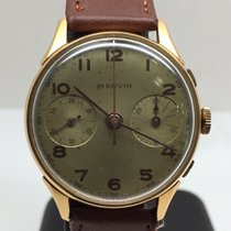 Marvin Oro rosa Cronografo calibro 775
