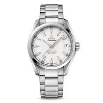 Omega 23110392102002 Seamaster Aqua Terra Steel Men's Watch