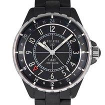 Chanel J12 Black Ceramic GMT, Ref: H311