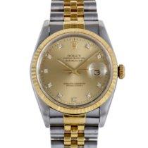 ロレックス (Rolex) Oyster Perpetual Datejust Mens Automatic Watch...