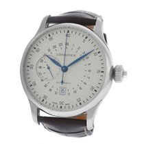 Longines New  Heritage Twenty Four Hours Chronograph  $4,800