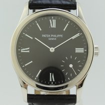 Patek Philippe Calatrava Men's Platinum Automatic Watch 5026 P...