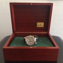 劳力士  (Rolex) Daytona White Gold with Meteorite Dial