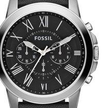 Fossil FS4812 Grant Herren Chronograph 44mm 5ATM