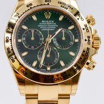 Rolex Daytona 116508 Green Anniversary Dial