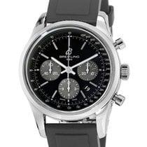 Breitling Transocean Men's Watch AB015212/BA99-134S