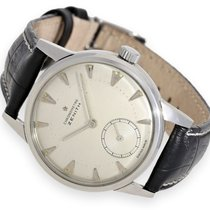 Zenith Wristwatch: rare vintage chronometer in stainless...