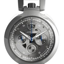 Bovet Amadeo Cambiano 45 Pininfarina Stainless Steel Men's...