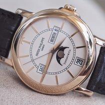 Patek Philippe Annual Calendar Tiffany Anniversary 18K Rose Gold