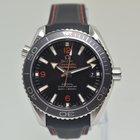 Omega Planet Ocean 600 M Omega Co-Axial 42 mm Neu Inkl Mwst