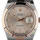 Rolex Datejust II Stahl Roségold Everose Automatik Oyster...