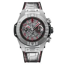 Hublot Big Bang Unico World Poker Tour 45mm Automatic Stainles...