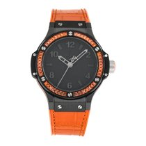 Hublot Big Bang Quartz Tutti Frutti ORANGE