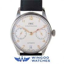 IWC - Portoghese7 Days - Power Reserve Ref. IW500114
