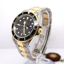 Rolex Submariner 16613 with Box and Papers