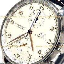 IWC Portuguese Chronograph 41mm IW371445 Ex IW371401