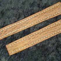 Breitling Haiarmband 15/14mm Braun Für Faltschliesse Neu New