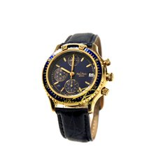 Paul Picot U-Boot Chrono Lemania Yellow Gold
