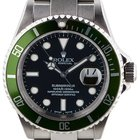 Rolex Submariner 16610LV Fat Four NOS