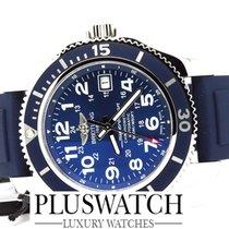 Breitling SUPEROCEAN II 42 BLUE A17365D1 / C915 / 138S N6