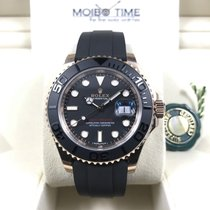 Rolex 116655 18K Everose Gold Yacht-Master 40mm [NEW]
