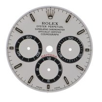 勞力士 (Rolex) Rolex Daytona White dial Luminova