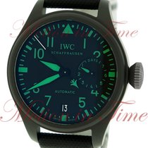 "IWC Big Pilot's ""Top Gun"" Boutique Edition..."