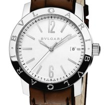 Bulgari BB39WSLD Solotempo 39mm Automatic  Watch