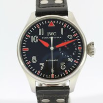 IWC Big Pilot 7 days Limited Edition Muhammad Ali complete B + P