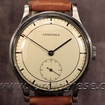 Longines Vintage 1938 Step Edge Sector Dial Watch Cal.12.68 Z