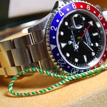 Rolex Oyster Perpetual GMT Pepsy