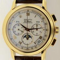 Ζενίθ (Zenith) El Primero Chronomaster Annual Calendar...