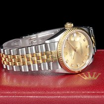 Rolex Lady Datejust medium 31mm Stahl/Gold 18kt. DIAMANTEN