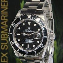 Rolex Submariner Stainless Steel Black Dial/Bezel Mens...