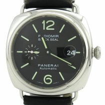 Panerai Radiomir Black Seal Stainless Steel PAM00287 Automatic