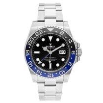 Rolex GMT - Master II Blue/Black Sport Watch 116710BLNR
