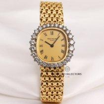 Patek Philippe Lady Ellipse 4137 Diamond 18K Yellow Gold