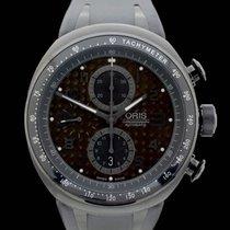 Oris TT3 Chronograph - Black Titan - Ref.: 016747611 -...